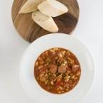 659137-Spicy Pork & Bean Stew