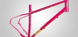 3 Frame Front Pink