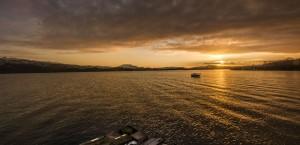 Another Lomand Sunrise