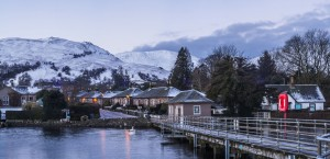 Luss Morning View