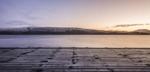 Luss Pier Sunrise